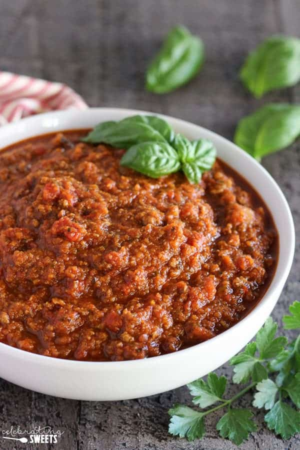 my own meat sauce meat sauce with hidden vegetables a hearty meat and ...