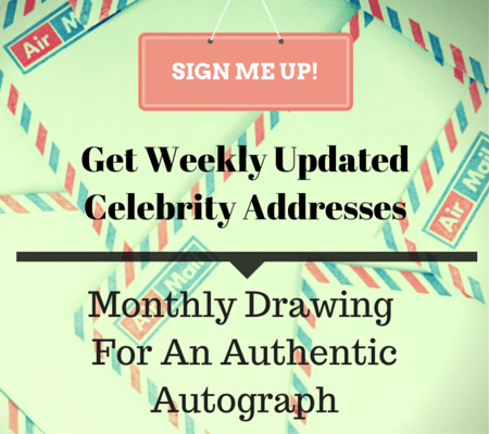 Sign Up To Our Email List!