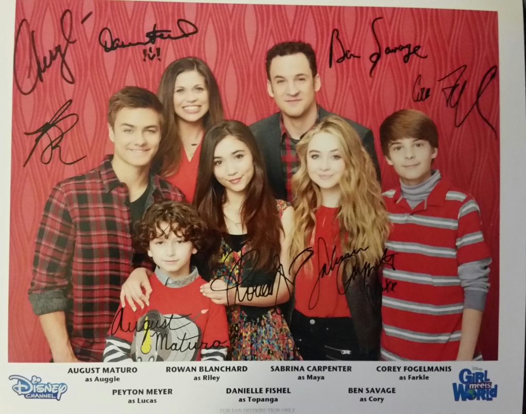 girl meets world cast 2015 Cast member of the disney xd she also landed a recurring role as missy bradford on the spin-off of boy meets world entitled girl meets world in 2015 olivia.