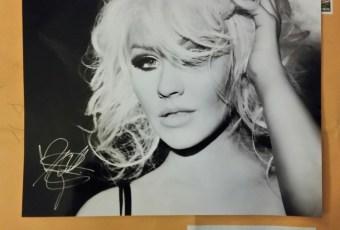 Christina Aguilera Pre-print