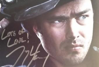Taylor Kinney Autograph