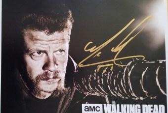 Michael Cudlitz Autograph