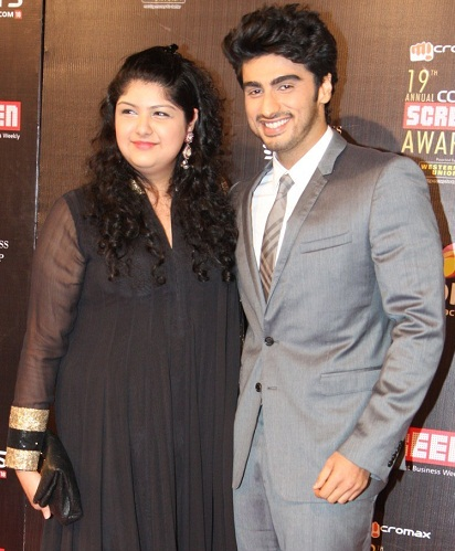 Arjun Kapoor family, childhood photos | Celebrity family wiki