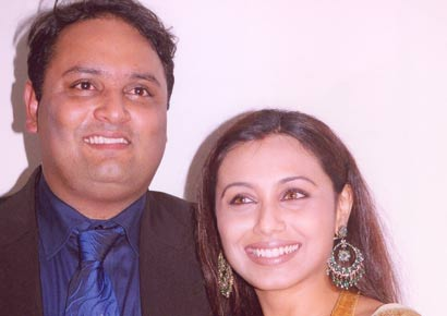Rani Mukerji family, childhood photos | Celebrity family wiki