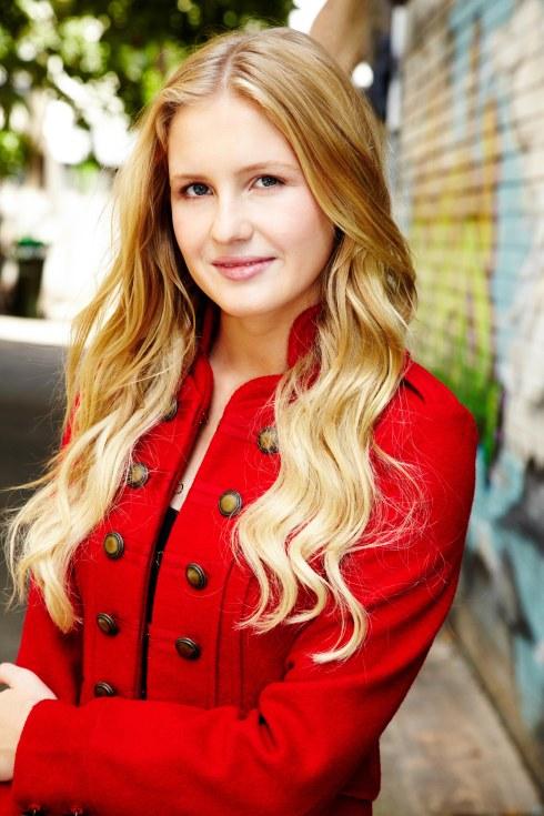 Aussie Actress- Caitlin Ashley Thompson