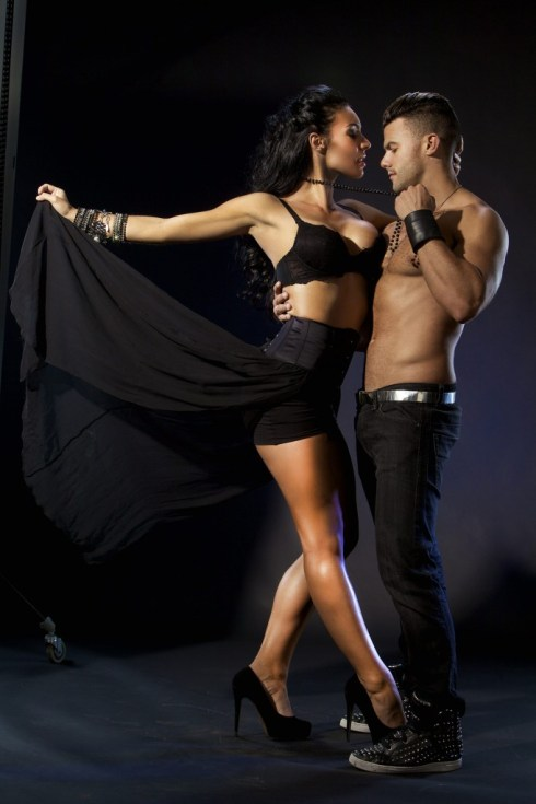Dancer- Alexandra Charles
