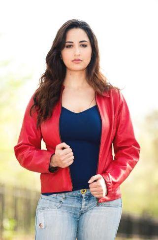 Actress Hila Melamed