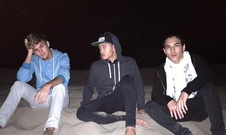 "IM5 Releases New Cover of Bruno Mars' ""Uptown Funk"" – Watch Now! (@IM5band)"