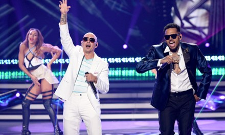 Pitbull, Chris Brown & Fifth Harmony to Perform at the 2015 Billboard Music Awards