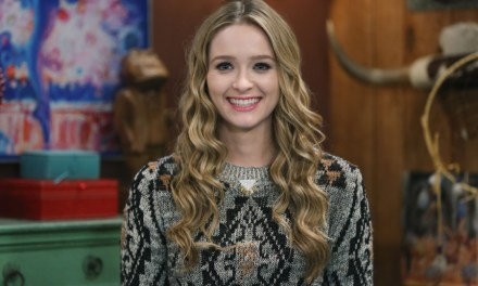 Greer Grammer Talks Working with Taylor Spreitler and Sterling Knight on 'Melissa & Joey' – Read the Q&A!
