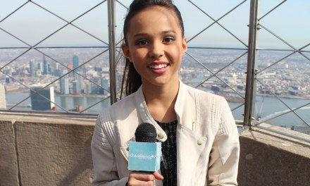 We Went on Top of the Empire State Building with School of Rock's Breanna Yde – Watch the Video!