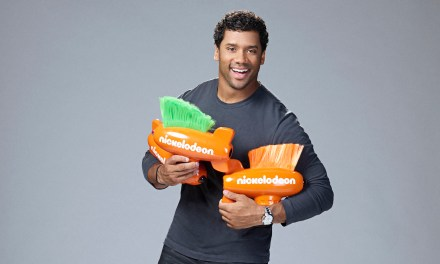 Russell Wilson Returns to Host 2016 Kids' Choice Sports Awards + Announces Nominees