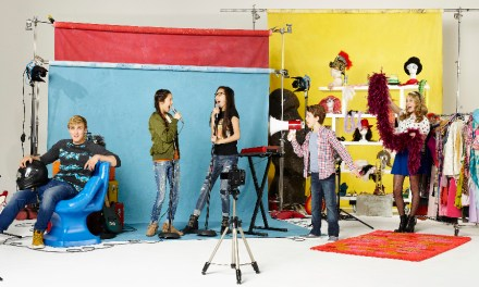 Celeb Secrets Goes On Set of Disney Channel's Bizaardvark – Meet the Cast in our Exclusive Video!