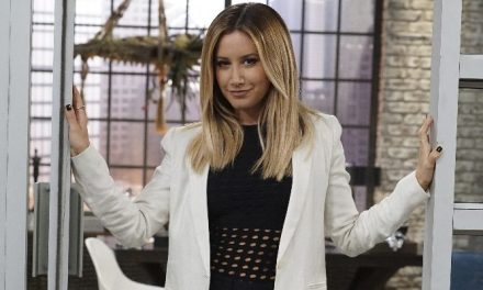 "EXCLUSIVE INTERVIEW: Ashley Tisdale Dishes On ""Young & Hungry"" Spinoff Episode & Her New Movie ""Amateur Night"""