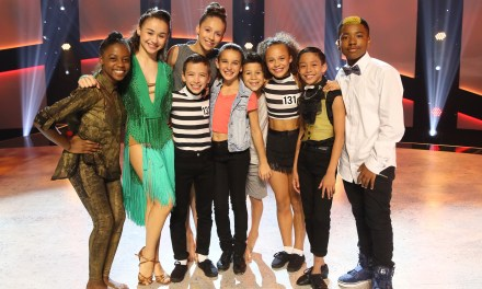 Celeb Secrets Goes Backstage After So You Think You Can Dance: The Next Generation's Second Live Show