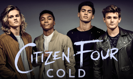 "Citizen Four Releases Original Song ""Cold"" Today – Listen Now"