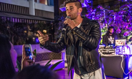Jake Miller Hosts Epic Album Release Party in Hollywood