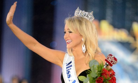 MISS ARKANSAS SAVVY SHIELDS IS YOUR NEW MISS AMERICA 2017
