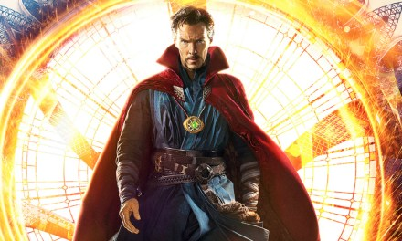 "Check Out the Latest Interactive Poster for Marvel's ""Doctor Strange"""