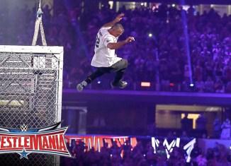 Shane McMahon vs. The Undertaker