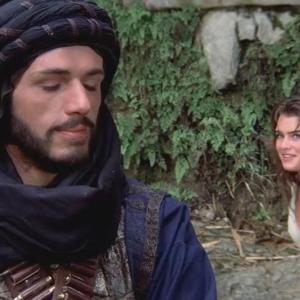 Brooke Shields in Sahara (1983)