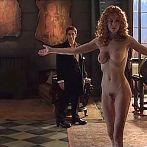 Connie Nielsen in The Devil's Advocate