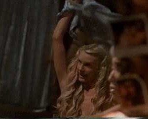 Daryl Hannah in Dancing at the Blue Iguana