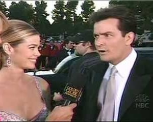 Denise Richards in Golden Globes Arrivals Special