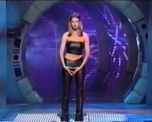Denise Richards in MTV Movie Awards