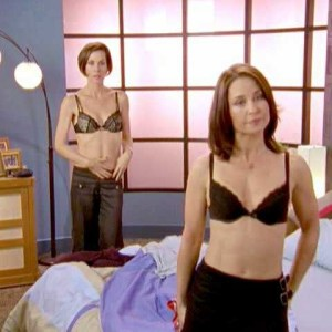 Embeth Davidtz in Scrubs