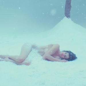 Eva Green in White Bird in a Blizzard
