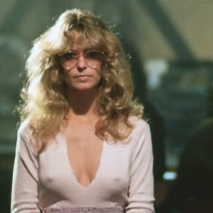 Farrah Fawcett in The Cannonball Run