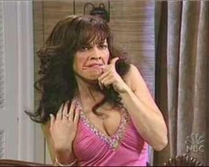 Hilary Swank in Saturday Night Live