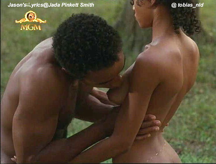 Jada pinkett smith naked