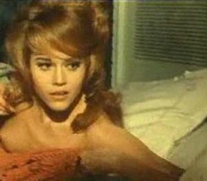 Jane Fonda in La Ronde