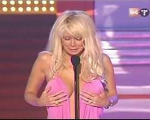 Jenna Jameson in 2004 TechTV / G4 G-Phoria