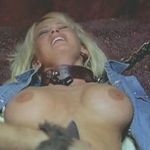 Jenna Jameson in Evil Breed
