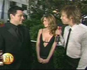 Jennifer Aniston in Entertainment Tonight