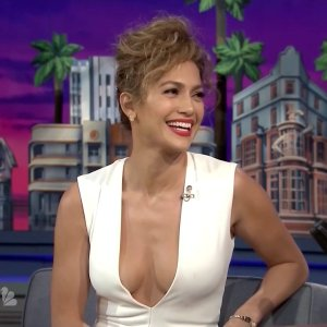 Jennifer Lopez in The Tonight Show Starring Jimmy Fallon