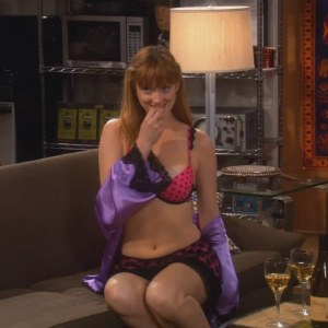 Judy Greer in The Big Bang Theory