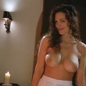 Julie Strain in The Rowdy Girls