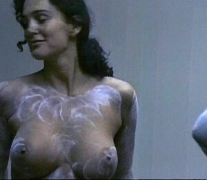 Julie Strain in The Unnamable 2