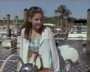 Katie Holmes in Dawson's Creek