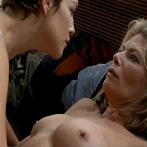 Kelly McGillis in The Monkey's Mask