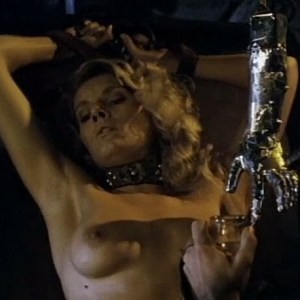 Lana Clarkson in Barbarian Queen