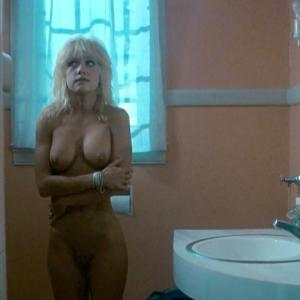 Linnea Quigley in Witchtrap