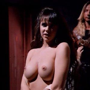 Lorissa McComas in Droid Gunner