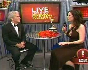 Mary-Louise Parker in E! Live Emmy Post Show