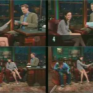 Mila Kunis in The Late Late Show with Craig Kilborn