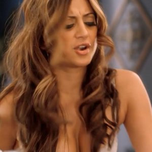 Noureen DeWulf in The 41-Year-Old Virgin Who Knocked Up Sarah Marshall and Felt Superbad About It